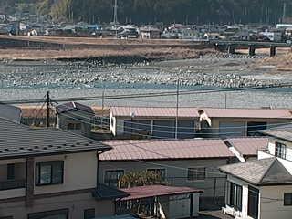 南部町(分庁)防災カメラから取得した現在の写真
